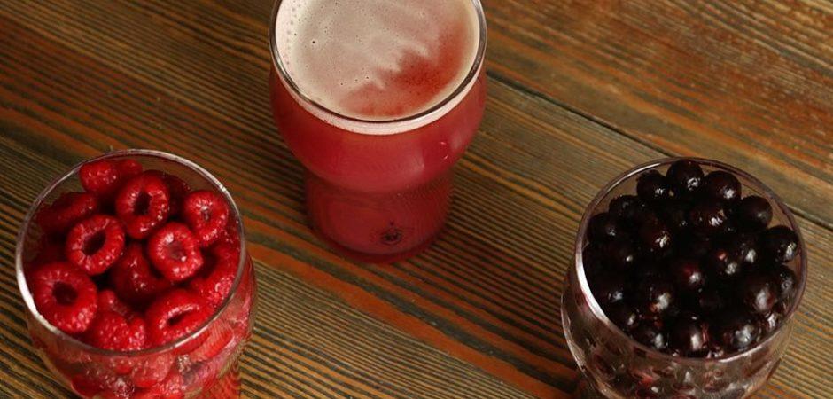 piwo z owocami Drugie Dno multitap bar pub
